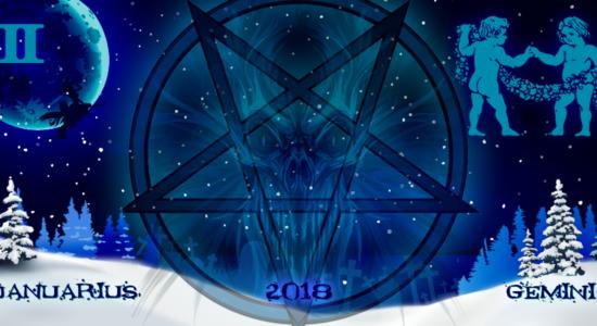 Гороскоп от ведьм для Близнецов в январе 2018-го года