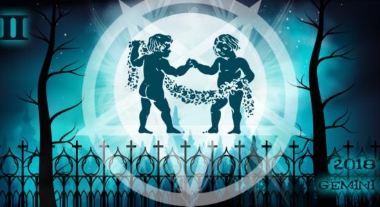 Близнецы 2018, ведьмин гороскоп