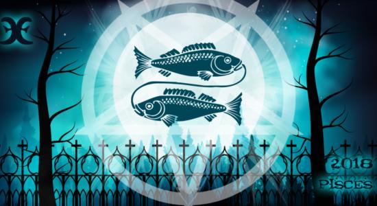 Рыбы 2018, гороскоп ведьмологический, прогноз от ведьм