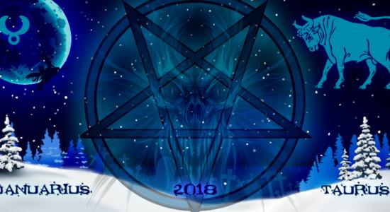 Гороскоп от ведьм для Тельцов на январь 2018