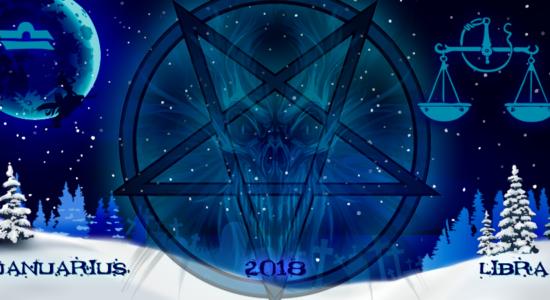 Гороскоп Весы 2018 от ведьм