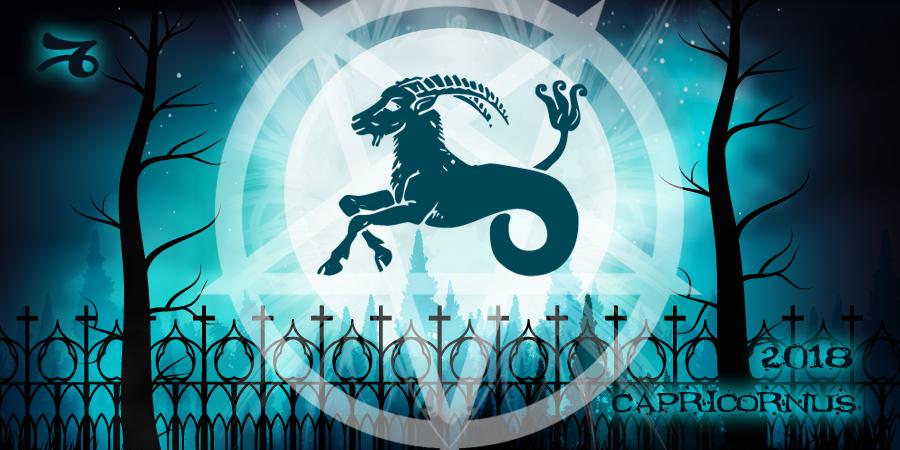 Гороскоп от ведьм для Козерогов на 2018-й год